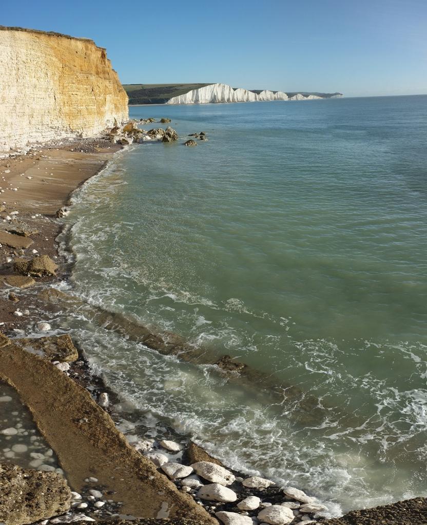 5 cliffs