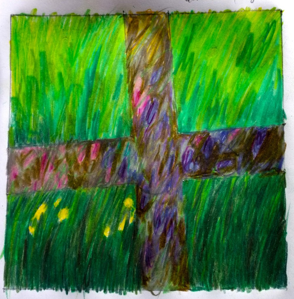 Garden drawing DSCF3569